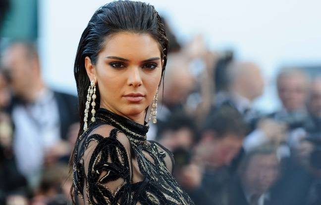 Kendall Jenner à Cannes le 15 mai 2016.