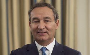 Oscar Munoz, patron de United Airlines, à Washington le 9 février 2017.