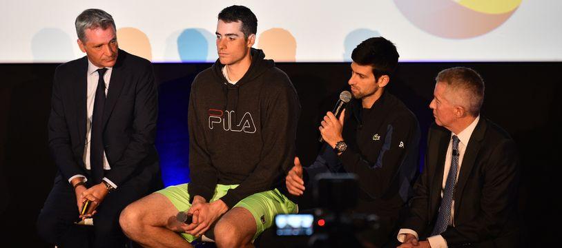 L'ATP Cup lancera sa première édition en janvier 2020.