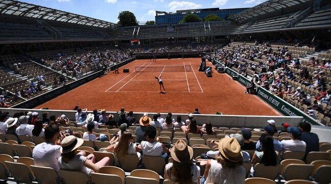 Roland-Garros : « Qui ne saute pas n'est pas Moutet », on vous raconte le retour de la grosse ambi sur les petits courts