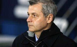 Bruno Genesio, le coach de Lyon, est confiant quant à l'avenir d'Alexandre Lacazette.