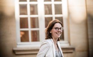 Amélie de Montchalin est la ministre de la Fonction publique depuis juillet.