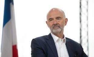 Le premier président de la Cour des comptes, Pierre Moscovici.