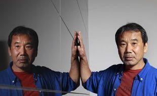 Haruki Murakami, en 2010, à Berlin.