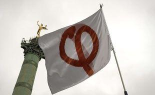 Le logo de la France Insoumise