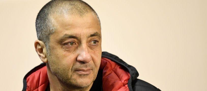 Mourad Boudjellal a versé quelques larmes lors de RCT-Clermont, le 22 décembre 2019, à Mayol.