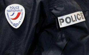 Illustration d'un policier