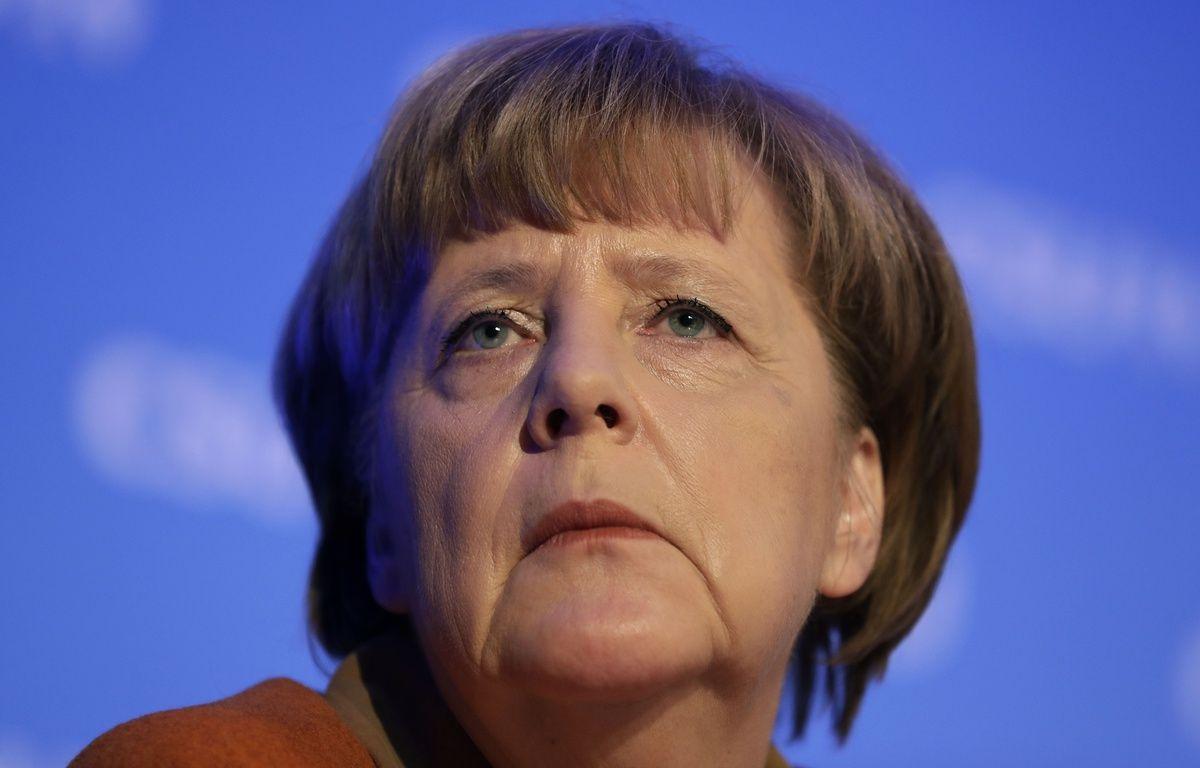Angela Merkel à Munich, le 6 février 2017. AP Photo/Matthias Schrader – Matthias Schrader/AP/SIPA