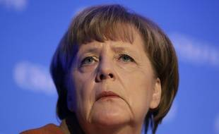 Angela Merkel à Munich, le 6 février 2017. AP Photo/Matthias Schrader