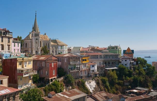 Ne cherchez pas une quelconque logique à la structure de Valparaíso, il n'y en a pas. C'est son âme qui fédère l'ensemble.