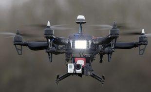 Drones illustration