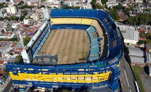 La Bombonera, mythique stade de Boca