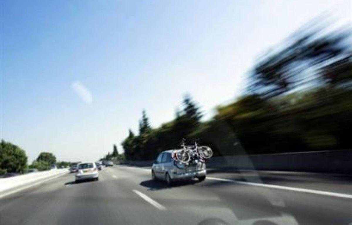 Un policier roumain a été intercepté lundi par la gendarmerie d'autoroute alors qu'il circulait depuis 20 kilomètres en contresens sur la bande d'arrêt d'urgence de l'A4. – Fred Dufour AFP/Archives