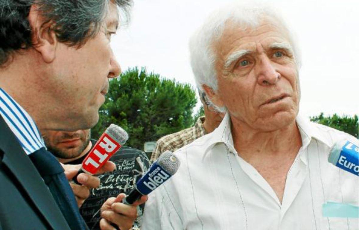 En juin 2011, Christian Iacono avait bénéficié d'une liberté conditionnelle. –  A. SELVI / ARCHIVES ANP / 20 MINUTES