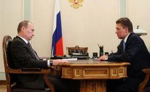 """""""Nous ferons tout ce que nous pourrons pour compenser (le gaz manquant) en augmentant les livraisons via le Bélarus et la Pologne"""", ainsi que via la Turquie, a toutefois ajouté le patron de Gazprom, Alexeï Miller, après une rencontre à Moscou avec le Premier ministre russe Vladimir Poutine."""