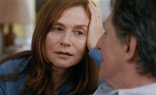 Isabelle Huppert dans «Plus fort que les bombes» de Joachim Trier.