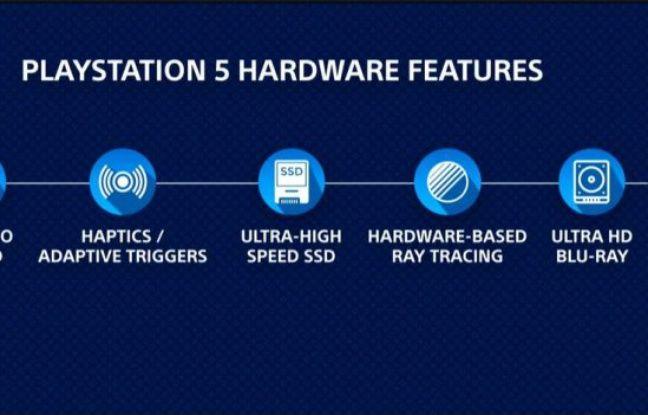 Sony dévoile le logo de la PlayStation 5