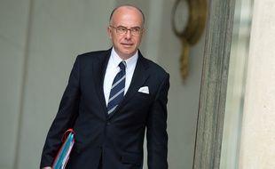 Bernard Cazeneuve, le ministre de l'Intérieur, le 16 juillet 2014.