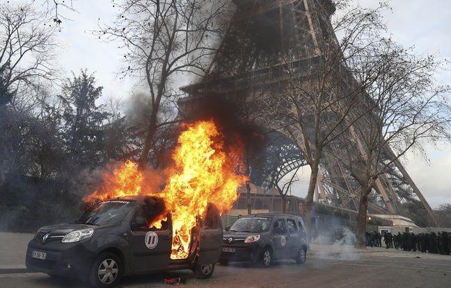 Véhicule Sentinelle incendié à Paris: Le suspect a été mis en examen