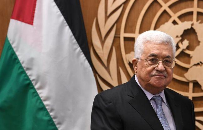 Le président palestinien hospitalisé au moins jusqu'à lundi