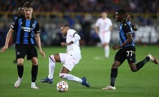 Neymar et les Parisiens ont été décevant à Bruges.