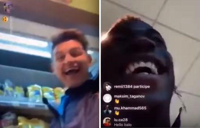 VIDEO. OM: «C'est toi qui payes!» Petite orgie de malbouffe pour Florian Thauvin et Mario Balotelli