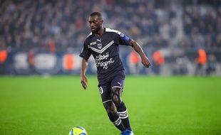 Youssouf Sabaly, le défenseur des Girondins de Bordeaux.