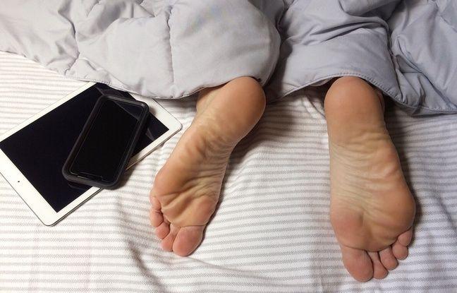 Manque de sommeil: pour que vos paupières soient lourdes, vous abandonnez les écrans