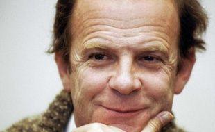 Le photographe François-Marie Banier en 2001