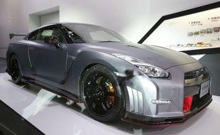 Une Nissan GTR (illustration).