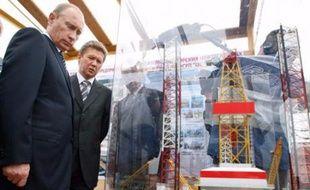 Le géant gazier contrôlé par l'Etat russe Gazprom cessera ses livraisons de gaz à l'Ukraine à partir du 1er janvier si les deux pays ne s'entendent pas d'ici là sur un nouveau contrat, a déclaré un porte-parole de la société cité samedi par l'agence russe Interfax.