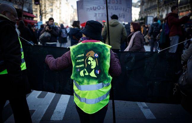 «Gilets jaunes» à Paris: Quelques milliers de manifestants et 32 personnes interpellées