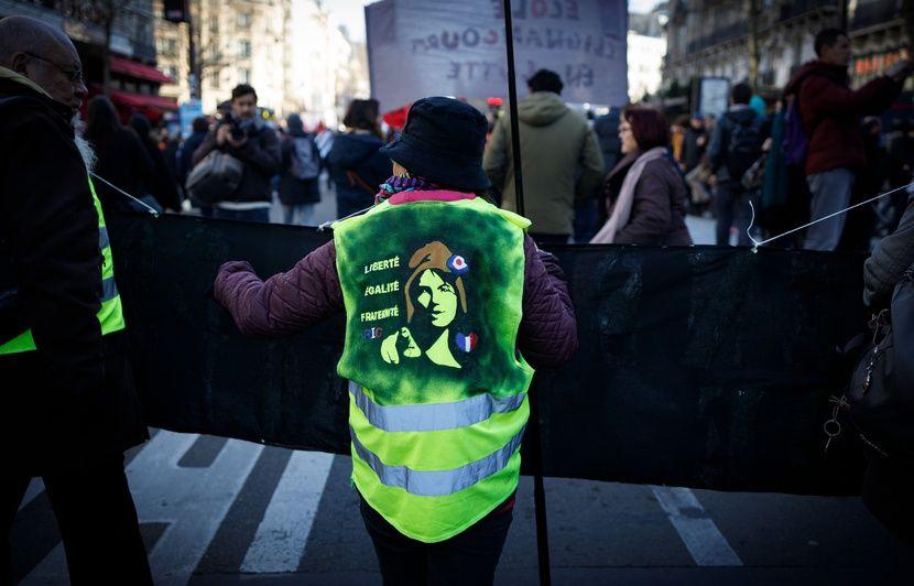 « Gilets jaunes » à Paris : Quelques milliers de manifestants et 59 personnes interpellées