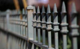Illustration d'une grille de portail.