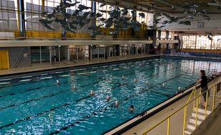 La piscine Léo-Lagrange à Nantes.