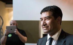 L'ancien élu écologiste Karim Zéribi. (archives)