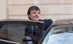 Nicolas Hulot a annoncé son départ du gouvernement.
