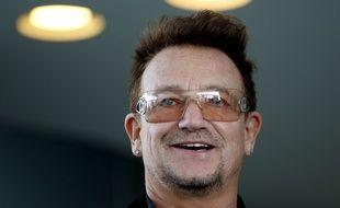 Bono, en avril 2013, à Berlin.