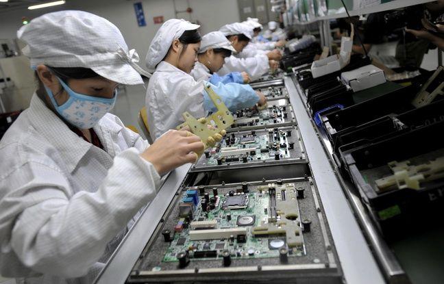 Coronavirus: Foxconn, le plus gros fabriquant d'iPhone, se lance dans la production de masques