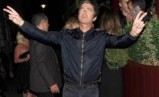 L'artiste Noel Gallagher