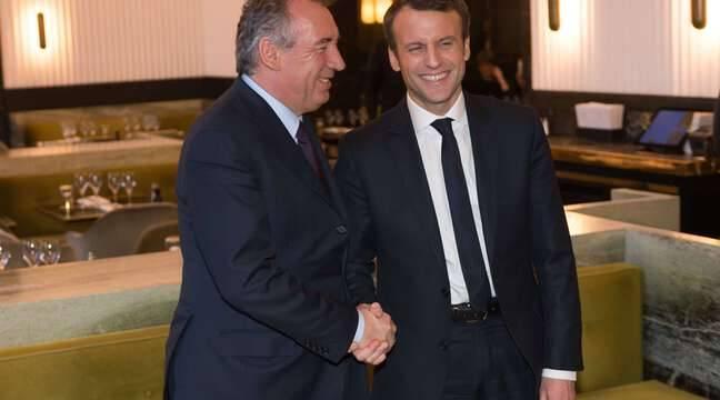 L'équipe Macron a « trahi » Bayrou en 2017 et tenté de l'acheter, affirment les journalistes Davet et Lhomme