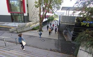Illustration du campus Villejean de l'université Rennes 2