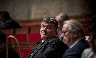 David Douillet à l'Assemblée nationale le 20 juillet 2016.