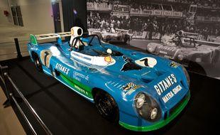 La mythique Matra MS 670, vainqueur des 24 Heures du Mans en 1972.