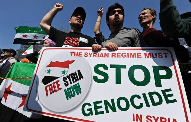 Crimes contre l'humanité: Après l'Allemagne, la France pourrait bientôt juger d'anciens membres du régime syrien