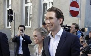 Le jeune conservateur Sebastian Kurz a remporté les législatives autrichiennes et devra former un gouvernement de coalition.