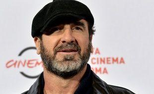 Eric Cantona en octobre 2015.