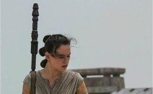 Daisy Ridley dans «Star Wars VII».