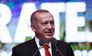 Le président turc Recep Tayyip Erdogan le 30 mai 2019.