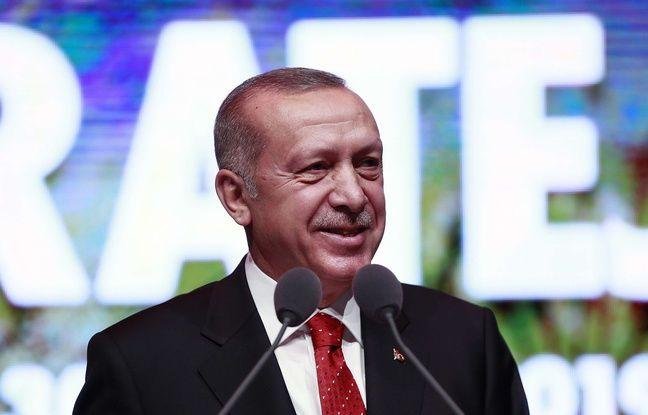 Syrie: L'offensive turque reprendra «avec une plus grande détermination» faute d'un retrait kurde, annonce Erdogan
